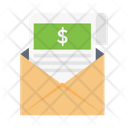 Email Invoice Message Icon