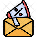 Email Advertising Marketing Icon