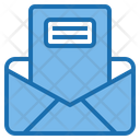 Email Digital Learning Icon