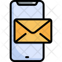 Email Mobile Function Icon