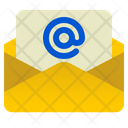 Message Envelope Business Icon