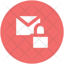 Email Security Communication Icon