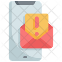Email Online Mobile Icon