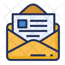 Email Marketing Letter Icon
