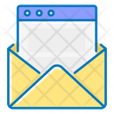 Email Website Envelope Icon