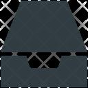 Email Box Inbox Icon