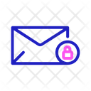 Private Email Private Mail Email Icon