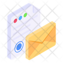 Email Communication Letter Icon