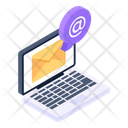 Correspondence Email Electronic Mail Icon