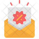 Email Marketing Sale Icon