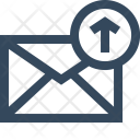 Email Send Upload Icon