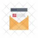 Email Browser Webpage Icon