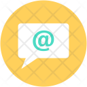Email Bubble New Icon