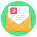 Email Electronic Mail Mail Icon