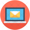 Email Laptop Marketing Icon