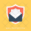 Email Protection Shield Icon