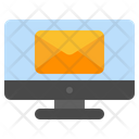Email Send Chat Icon