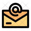 Email Address Mail Icon