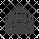 E Mail Social Logo Icon