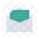 Email Message Open Icon