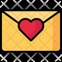 Message Mail Valentine Icon