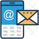 Email Mobile Anchor Icon