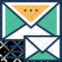 Email Sending Media Icon