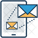 Email Message Smartphone Icon