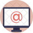 Email Account Login Icon