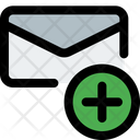 Email Add New Email New Mail Icon