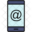 Email Address Mail Smartphone Icon