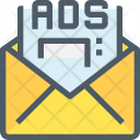 Email ads Icon