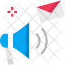 Email Advertisement Icon