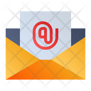Email Advertising Icon