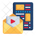 Email Advertising Advertising Email Icon