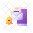 Email Alert Mail Icon