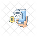 Email Alert Email Alert Icon