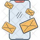 Email App Smartphone Message Icon