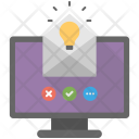 Email Approval Process Icon