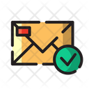 Email Approved Email Check Email Icon