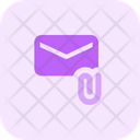 Email Attachment Mail Attachment Mail Icon