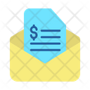 Email Bill Icon