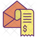 Email Bills Icon