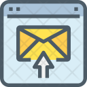 Email Website Mail Icon