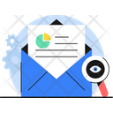Email Campaign Email Advertising Email Marketing Icon