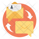 Email Communication Icon