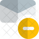Email Delete Remove Email Delete Mail Icon