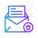 Email Delete Email Mail Icon