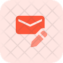 Email Edit Mail Edit Create Email Icon