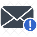 Alert Email Mail Icon